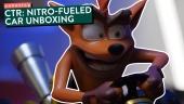 《袋狼大進擊賽車:氮氣暴衝》-  車輛模型開箱