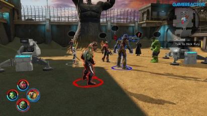 《漫威英雄:終極聯盟3》- 合作玩法 Gameplay