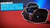 快速查看 - R.A.T. 8+ 1000 限量版電競滑鼠