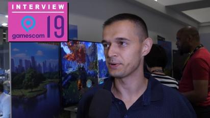 《模擬蜜蜂Bee Simulator》- Łukasz Rosiński 訪談