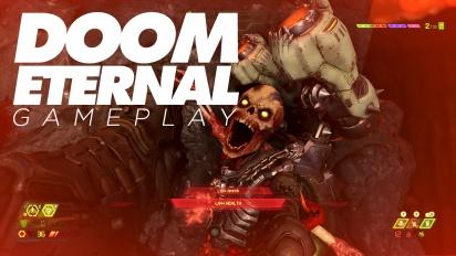 《毀滅戰士:永恆》- 戰役 Gameplay