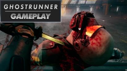 《Ghostrunner》- Gameplay