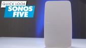 Sonos Five - 快速查看
