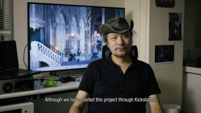 Bloodstained: Ritual of the Night - 505 Games Partnership Announcement