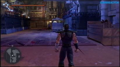 《人中北斗》- 戰役初期 Gameplay