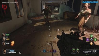 《決勝時刻:黑色行動4》- 絕望之航 Gameplay