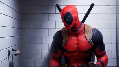 Fortnite - Official Deadpool Trailer