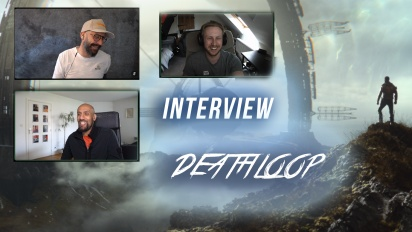 《死亡循環 Deathloop》 - Dinga Bakaba 與 Sébastien Mitton 訪談