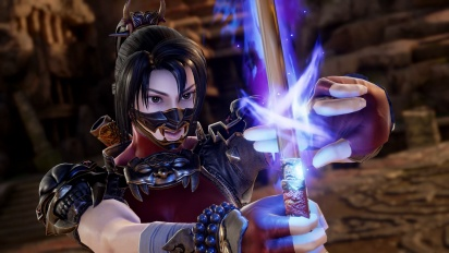 Soul Calibur VI - Taki Reveal Trailer