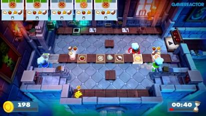 《煮過頭2》- E3 Gameplay