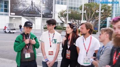2018 年度 E3 電玩展最終回更新