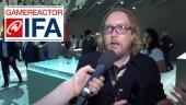Sony Xperia 5 - IFA 2019 訪談