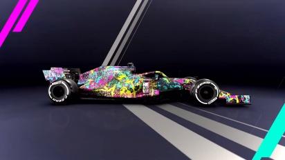F1 2020 - My Team Mode
