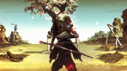 Scarlet Nexus - Animation Trailer