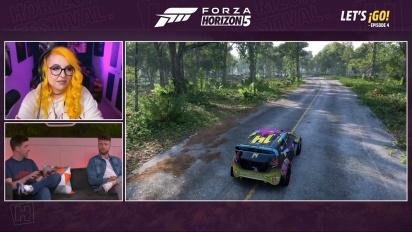 Forza Horizon 5 - Let's Go! Episode 4: Biomes