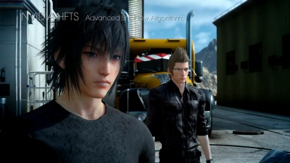 Final Fantasy XV - Windows Edition Release Date Trailer