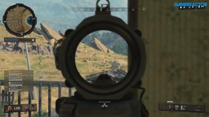 《決勝時刻:黑色行動4》- 在 Blackout 大逃殺模式當中獲得第一名 Gameplay