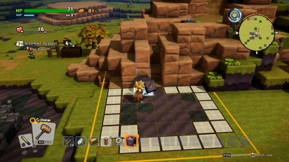 "Dragon Quest Builders 2 -– ""A Day in the Life of a Builder"" Trailer"