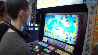 《戰鬥方塊劇場》 - PAX 美東遊戲展合作遊玩 Gameplay