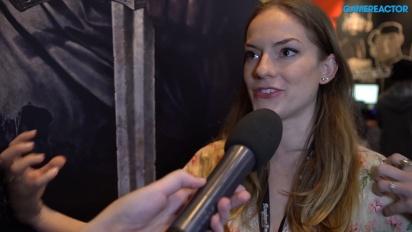 《天國降臨:救贖》-  Victoria Hogan  訪談