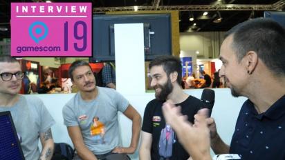《Pride Run》- Giacomo Guccinelli、Ivan Venturi 與 Mauro 訪談