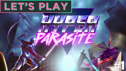 Let's Play《HyperParasite》- 從第一輪開始