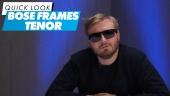 Bose Frames Tenor - 快速查看