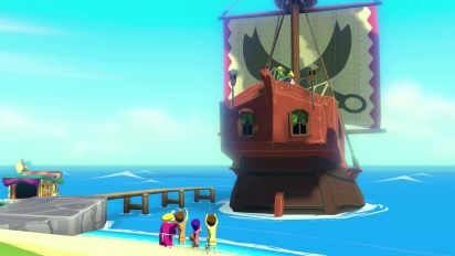 The Legend of Zelda: The Wind Waker HD - Launch Trailer