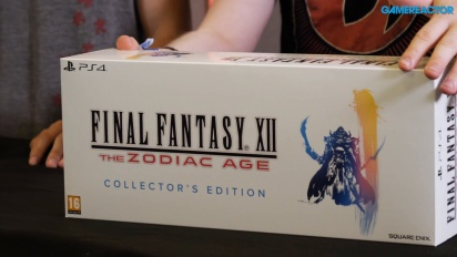 Final Fantasy XII: The Zodiac Age Quicklook