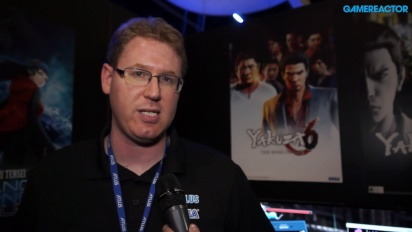 Yakuza: Kiwami & Yakuza 6 - Scott Strichart Interview