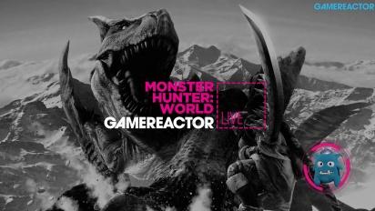 《魔物獵人 世界》- PC 遊戲後期直播重播
