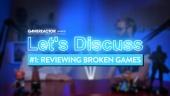 讓我們一起來討論 - 評論表現不良的遊戲