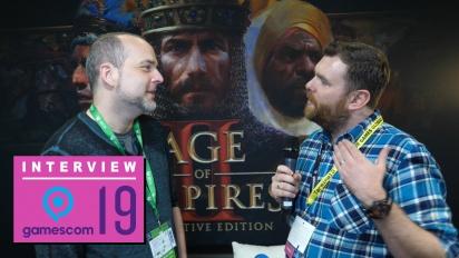 《世紀帝國2:決定版》- Adam Isgreen 訪談
