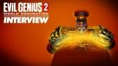 《邪惡天才2》訪談