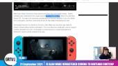 GRTV 新聞 -  《心靈殺手重製版》將登陸Switch嗎?