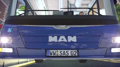 Bus Simulator 16 - Teaser trailer