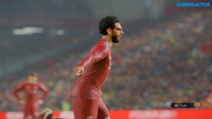《實況足球 2019》-  FC 巴賽隆納 vs 利物浦 FC 完整賽事 Gameplay