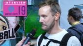 《熊貓球》- Morten Madsen 訪談