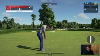 《PGA  Tour 2K21》- 直播重播