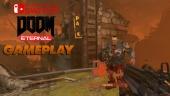 《毀滅戰士:永恆》- 任天堂 Switch gameplay