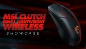 MSI Clutch GM41 輕量無線滑鼠 - 產品展示