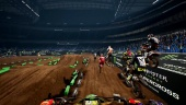 Monster Energy Supercross: The Official Videogame - Track Editor Trailer