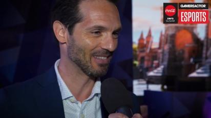 《實況足球2018》聯賽柏林站 - Jonas Lygaard 訪談