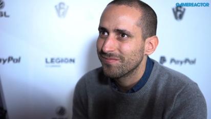 2019 年度 SIX 國際邀請賽 - François-Xavier Dénièle 訪談
