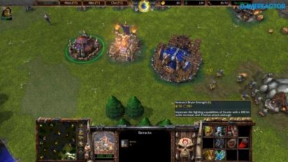 《魔獸爭霸III:淬鍊重生》Beta Gameplay