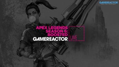 《Apex 英雄》- 第6賽季: Boosted 直播重播