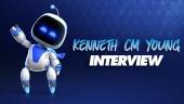 《太空機器人遊戲間》- 訪談 Kenneth CM Young