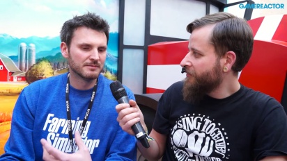 Farming Simulator 17 - Martin Rabl Interview