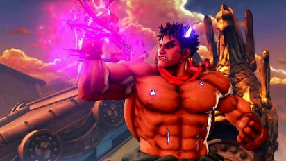Street Fighter V: Arcade Edition - Kage Reveal Trailer