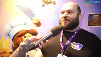 《煮過頭 2》:營地開伙 DLC - Danny Spiteri 訪談